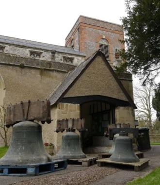 St Agatha's Bells - 05