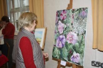 Art Club Exhibition 2015 - 05