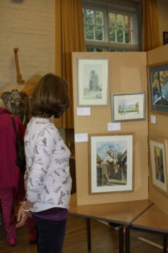 Art Club Exhibition 2015 - 10