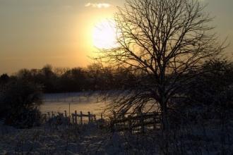 Village in the Snow - 04
