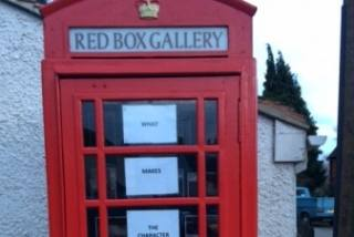 The Red Box Gallery