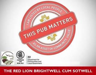 Red Lion status